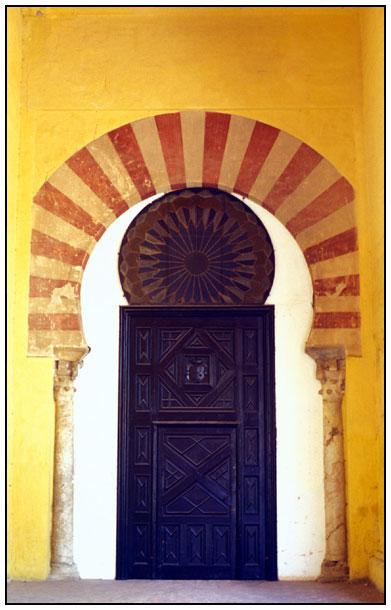 Porte solaire