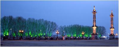 Bordeaux vert